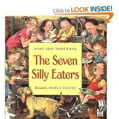 If you have a picky eater in your family this is the book for you! Funny for mom as well as the kids!
