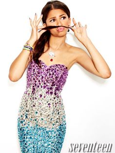 Me and Zendaya know have something in common, we both like mustache!