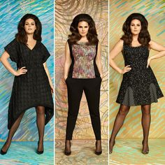 Isabel Toledo for Lane Bryant's Spring 2015 Collection  #InStyle