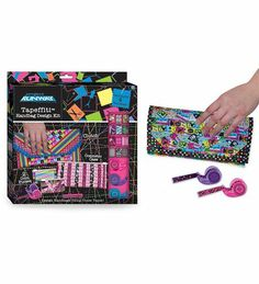 Project Runway Tapeffiti Handbag Design Kit