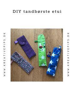 Lav selv et lille tandbørste etui, hvor der er plads til tandbørste og tandpasta. Perfekt til når ungerne skal på hyttetur, på camping eller til overnatning hos en ven(inde). Camping Hacks, Tips, India, Creative, Camping Tricks, Camping Tips Tricks, Camping Tips, Camp Gear, Counseling