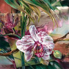Vie Dunn-Harr - painter / contemporary