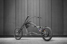 La bici eléctrica también puede ser una alucinante (y costosa) pieza de diseño vanguardista