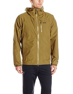 Outdoor Research Mens Foray Jacket XLarge Coyote * More info could be found at the image url. This is an Amazon Affiliate links.
