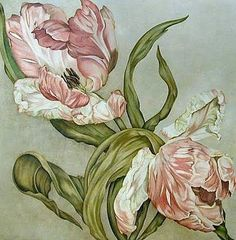 Painting by Sophie Coryndon