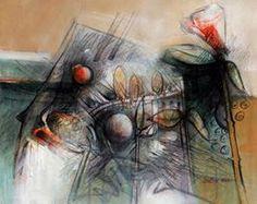 """Obra de Arte del artista plástico Jesús Ovalles, profesor de la escuela de arte """"Armando Reveron"""", en Venezuela, estado Anzoátegui, con mas 13 premios y reconocimientos."""