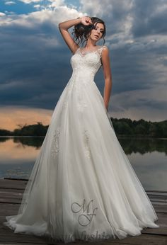 Sooo in love. Daughter In Law, Future Daughter, Gorgeous Wedding Dress, Perfect Wedding, Monster In Law, Bridal Salon, Happily Ever After, Wedding Dresses, Unique