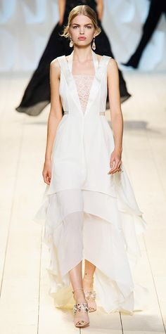 23 Spring 2015 Runway Looks That Can Double as Wedding Dresses - Nina Ricci from #InStyle
