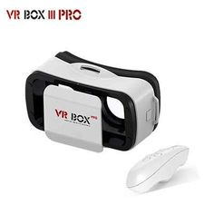 GOOGLE VR BOX 3.0 - VIRTUAL REALITY 3D GLASSES FOR ALL SMARTPHONES