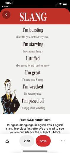 English Sentences, English Idioms, English Phrases, English Lessons, English Learning Spoken, Teaching English Grammar, English Language Learning, Essay Writing Skills, English Writing Skills