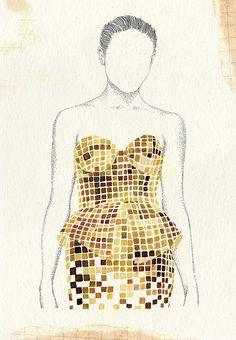 Fashion - Little Doodles