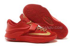 http://www.jordan2u.com/nike-kevin-durant-kd-7-basketball-shoes-red-gold.html NIKE KEVIN DURANT KD 7 BASKETBALL SHOES RED GOLD Only $102.00 , Free Shipping!
