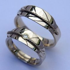 native american wedding ring | Native American wedding rings are growing in popularity as symbols of ...