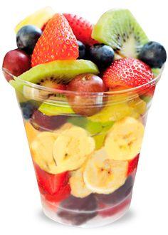 vasos con frutas - Buscar con Google