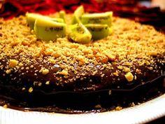 Çikolatalı Üzümlü Pasta http://www.hangitarif.com/cikolatali-uzumlu-pasta.html