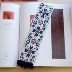 فاصل كتاب تطريز فلسطيني. Palestinian embroidery bookmark. #تطريز #تطريزفلاحي #تطريز_يدوي #تطريز_فلسطيني #تطريز_فلاحي_فلسطيني #فاصل_كتاب_تطريز #فاصل_كتاب_تطريز_فلسطيني #embroidery #Palestinianembroidery #crossstitch #bookmark Cross Stitching, Cross Stitch Embroidery, Hand Embroidery, Embroidery Ideas, Cross Stitch Designs, Cross Stitch Patterns, Palestinian Embroidery, Cross Stitch Bookmarks, Perler Beads