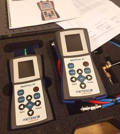 TA flowmeters voor inregelafsluiters van Tour Anderson, danfoss of andere merken te huur bij Metesco Nederland BV