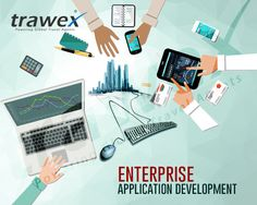 The demands on today's applications are changing. They must be securely integrated in real-time with disparate data sources. Trawex works directly with customers to overcome today's challenges, combining the right technologies and skill sets. We can help you maximize value from your applications and drive digital transformation.