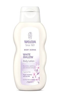 Weleda Baby Derma White Mallow Body Lotion 200 Ml for sale online Skin Care Home Remedies, Baby Skin Care, Baby Lotion, Perfume, Baby Body, Organic Skin Care, Beauty Care, Body Care, Allergies