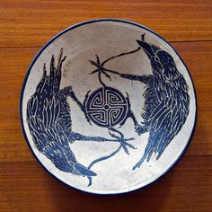 Raven Blessing Bowl | Flickr - Photo Sharing!