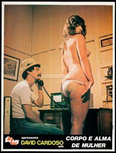 Corpo e Alma de Uma Mulher (1983) | EROTICAGE || Watch Online 60s 70s 80s Erotica,Vintage,Softcore,Exploitation,Thriller