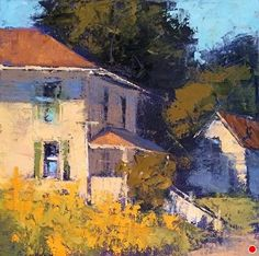 Morning Sun by Romona Youngquist  ~ 10 x 10