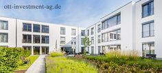 Das Seniorenpflegeheim in Köln liegt zentral im Tegralis-Quartier im Westen der Rhein-Metropole. Das im Jahr 2011 erbaute Haus umfasst 80 Pflegeapartments, die als Einzelzimmer zur Kapitalanlage angeboten werden. Mehr über das Pflegeheim erfahren Sie hier: http://www.ott-kapitalanlagen.de/pflege-immobilien/pflegeimmobilie-als-kapitalanlage-in-koeln.html