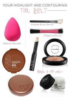 How to Highlight and Contour like a BOSS!