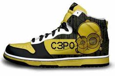 7e4c9fb2949e C3PO - Nike Cool Nike Shoes