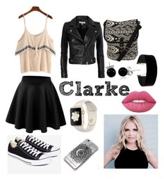 """""""My Story"""" by creativangel on Polyvore featuring Mode, IRO, Converse, Pilot, Bling Jewelry, Lulu*s und Lime Crime"""