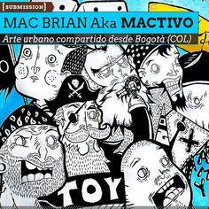 Arte urbano. Sociedad pirata de Mactivo  Arte urbano compartido desde Bogotá (COLOMBIA).    Leer más: http://www.colectivobicicleta.com/2012/10/arte-urbano-de-mactivo.html#ixzz2Att3ZyiH