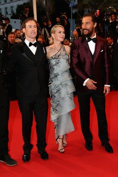 Pin for Later: The Very Best Style Moments From Last Year's Cannes Red Carpet Naomi Watts and Matthew McConaughey