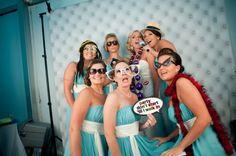 Wedding Photo Booth 550x365 Chesapeake Bay Wedding Reception: Kelly + Robert