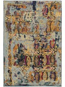 Liguria Multicolor Turcoaz - Covor Vintage Bohemian Rug, Vintage World Maps, Rugs, Label, Interiors, Turquoise, Amazon, Design, Home Decor