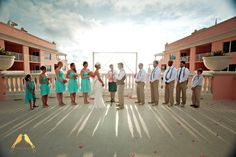 Super pretty sun coming through during the ceremony.  Hyatt Regency Clearwater Beach Spa and Resort.