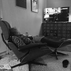Eames Lounge Chair, vitra.