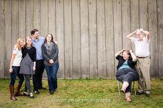 funny family photography