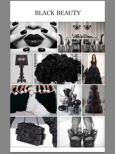 #Black #wedding different but neat idea