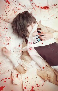 ginsum(銀心) Osamu Dazai Cosplay Photo - Cure WorldCosplay