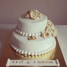 Nişan pastasi Wedding cake
