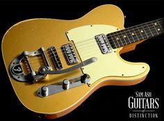 Fender Telecaster Guitars Of Distinction at SamAsh.com