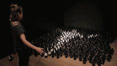 Be Emperor of the Penguins with Daniel Rozin's Bizarre New 'Mirror'