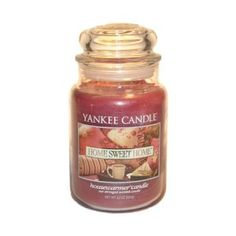 Home Sweet Home by Yankee Candle -