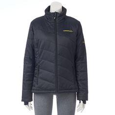 Women's Columbia Oregon Ducks Powder Puff Jacket, Size: