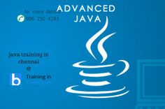 #java #javatraining #professionaltraininginchennai #javatraininginchennai is the apt course for freshers. By learning this you can placed in mnc. In our institution we are providing the course with placement guidance. So join here and get placed.http://www.trainingintambaram.in/java-training-in-chennai.html?utm_source=pinterest-sharing&utm_medium=pinterest&utm_campaign=logavanig-may-17