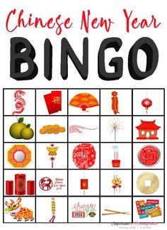 free chinese new year bingo printable diy toys and games make time kids reading