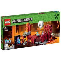 LEGO® Minecraft 21122 La Forteresse du Nether pas cher - Achat / Vente en ligne et Bons Plans - PetitBuzz https://plus.google.com/+PestelCharles/posts/TbjPfFB4ftZ