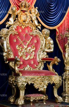 Royal throne | Stock Photo © Artem Merzlenko