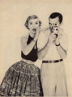 My dad always had the brownie camera in his hands...I still have his camera!