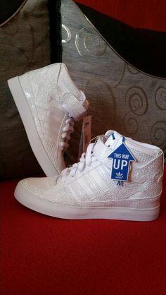 Adidas forum up White
